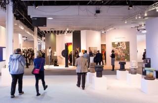 Armory Art show 2016 AM  - 2