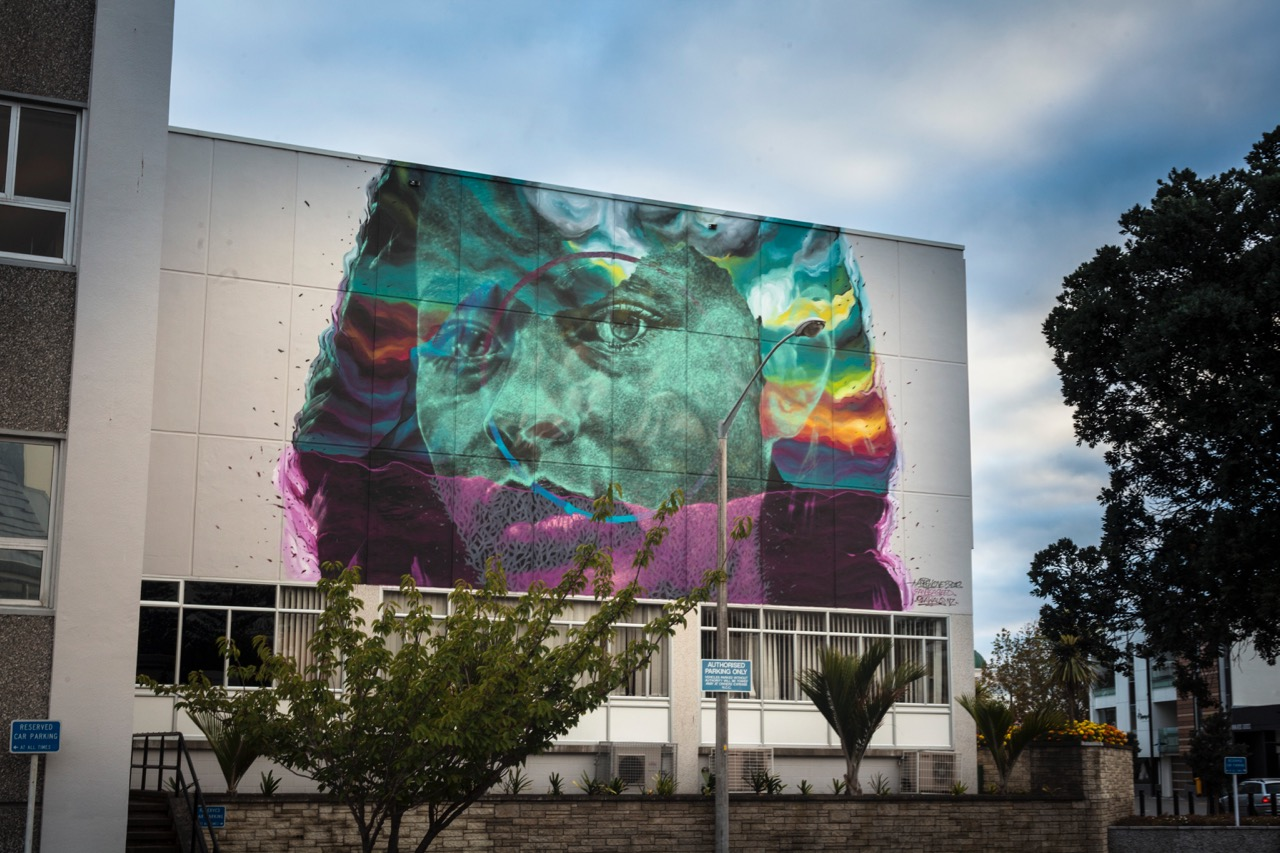 Streets Pangeaseed Sea Walls Murals for Oceans New Zealand