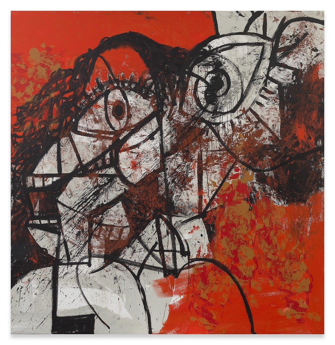 Copyright George Condo / Artists Rights Society (ARS), NY, 2016 Courtesy the artist and Sprüth Magers