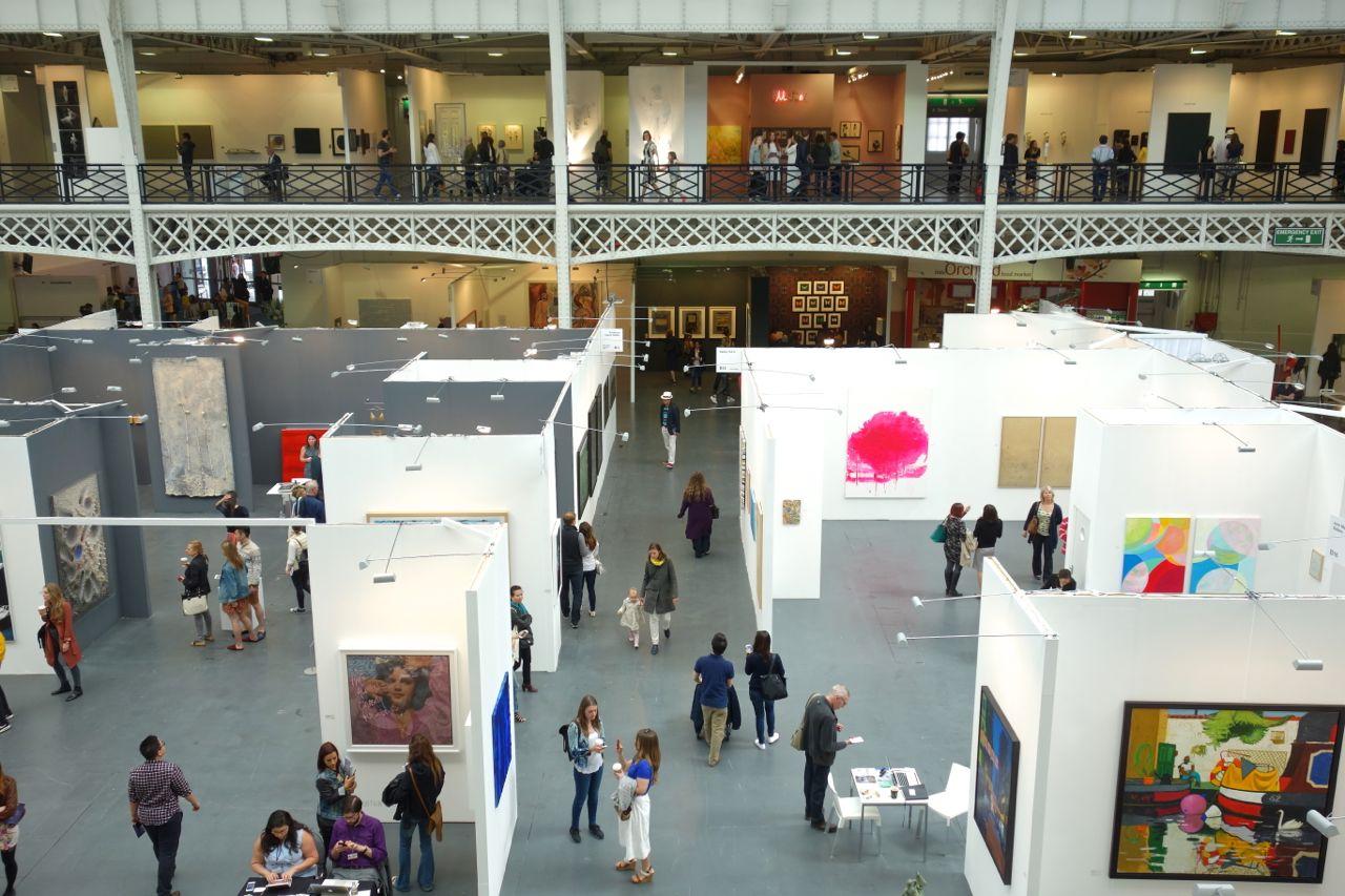 Art16, Olympia, London