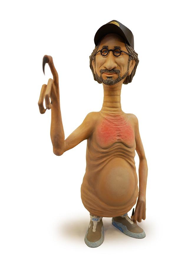 Mike Leavitt_Steven Spielberg