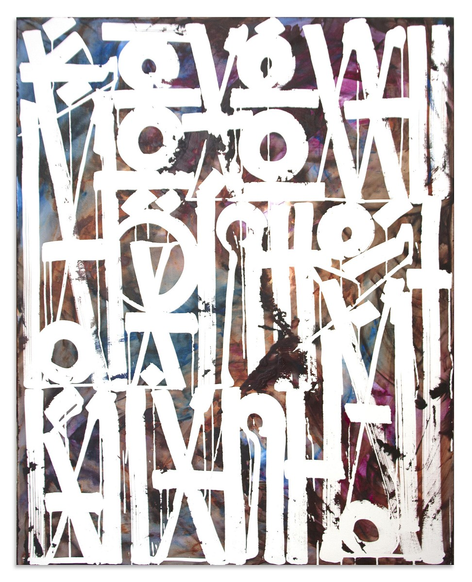 RETNA-So_You_Wanted_To_Run-122x96-Acrylic_On_Canvas