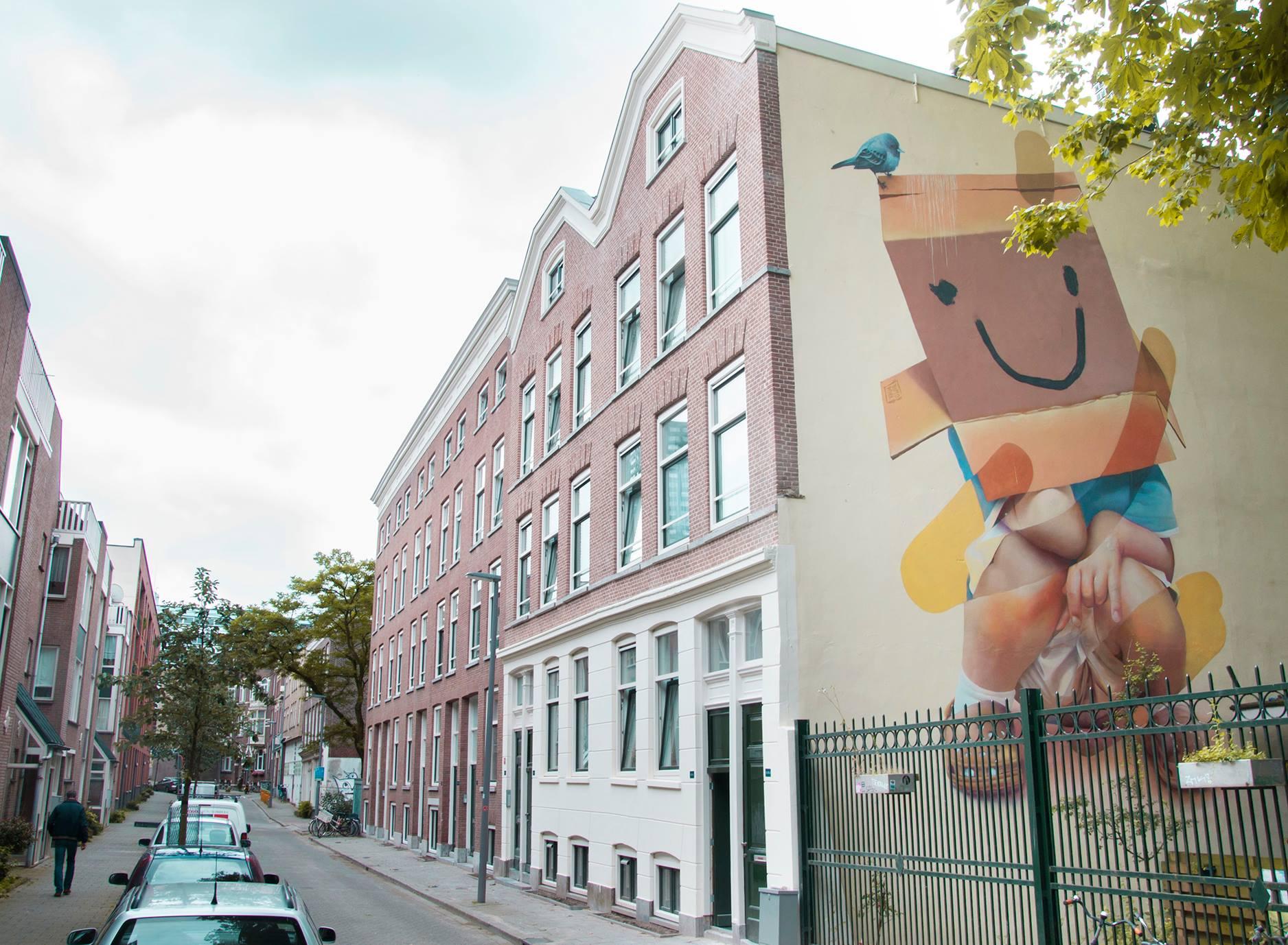 Telmo Miel in Rotterdam.