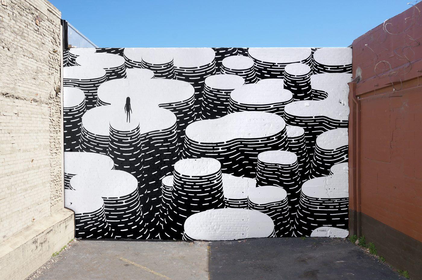 Brendan Monroe in Oakland, California.