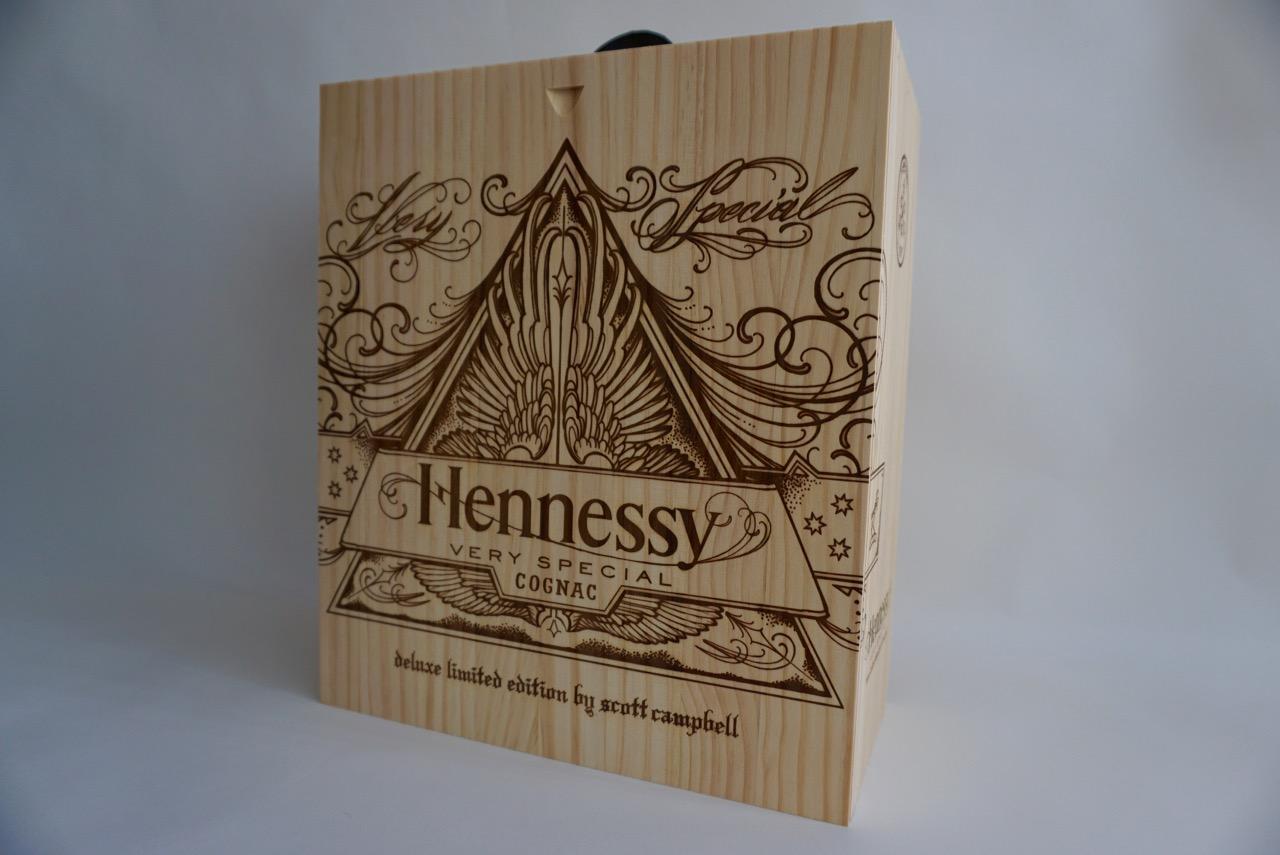 Hennessy VS Scott Campbell AM  - 1