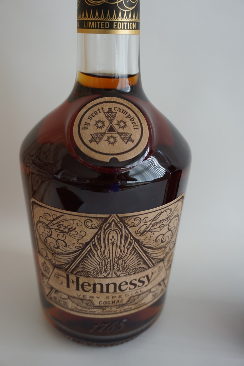 Hennessy VS Scott Campbell AM  - 3