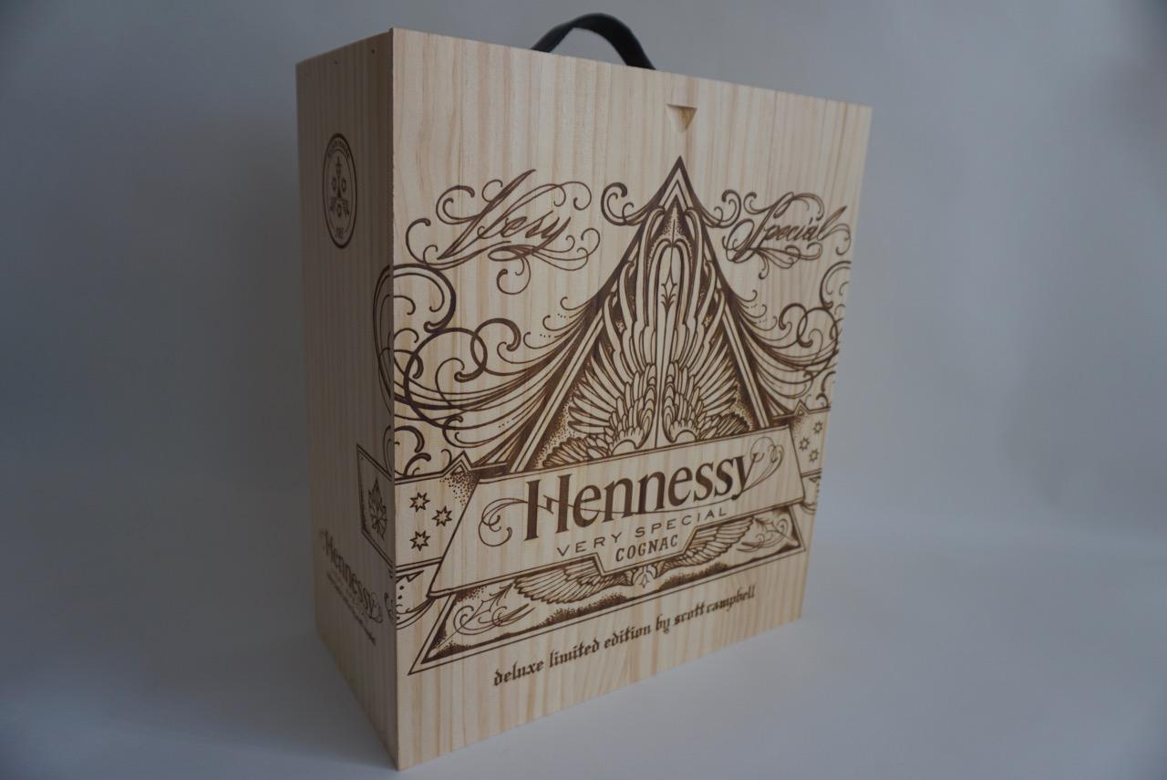 Hennessy VS Scott Campbell AM  - 6