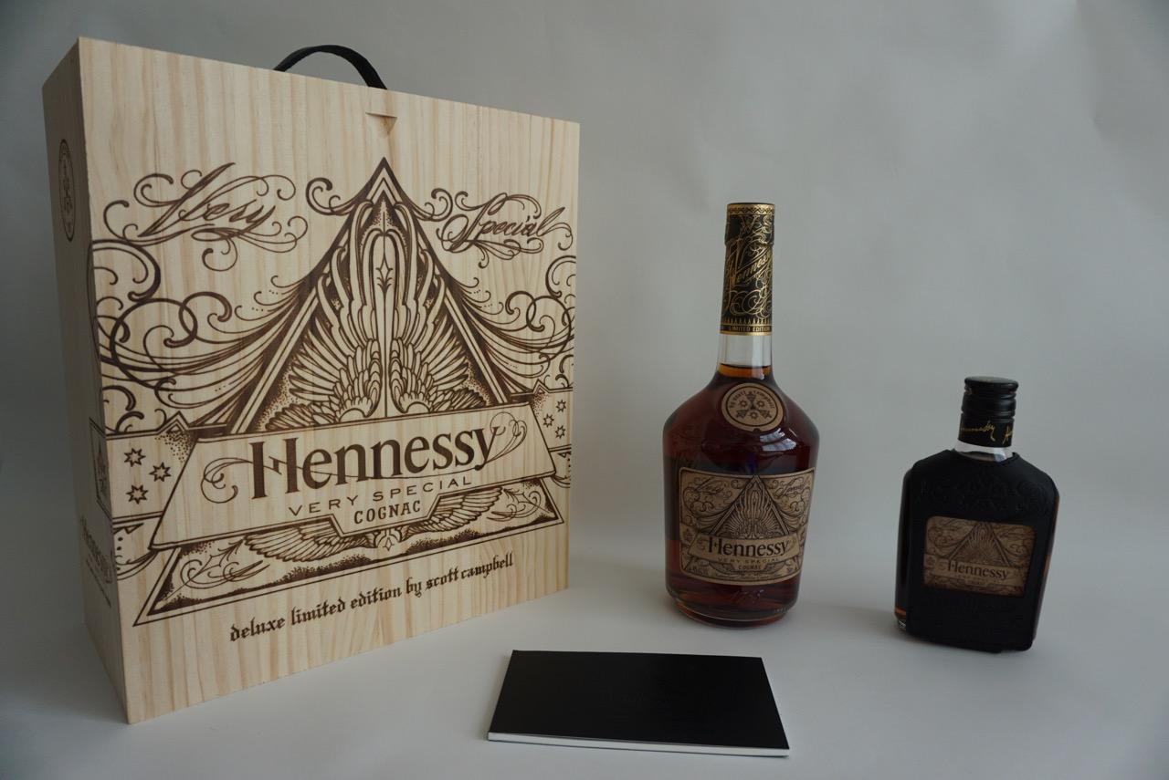 Hennessy VS Scott Campbell AM  - 7