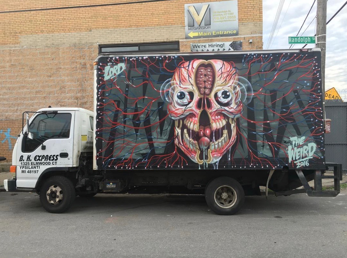 Nychos in Brooklyn.