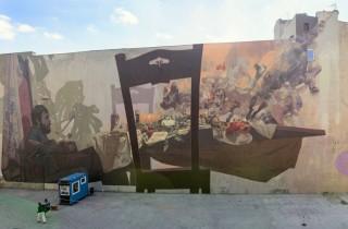 UNIQA Art Lodz Enjoy the silence - Etam Tone