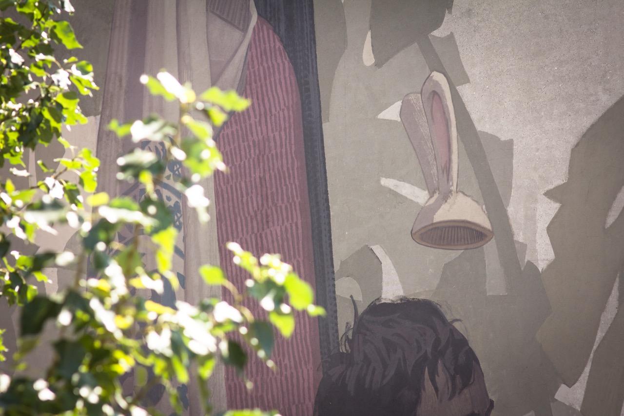 UNIQA Art Lodz -  Enjoy the silence