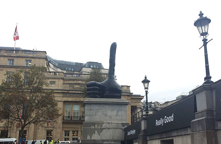 David-Shrigley_Fourth-Plinth_Really-Good