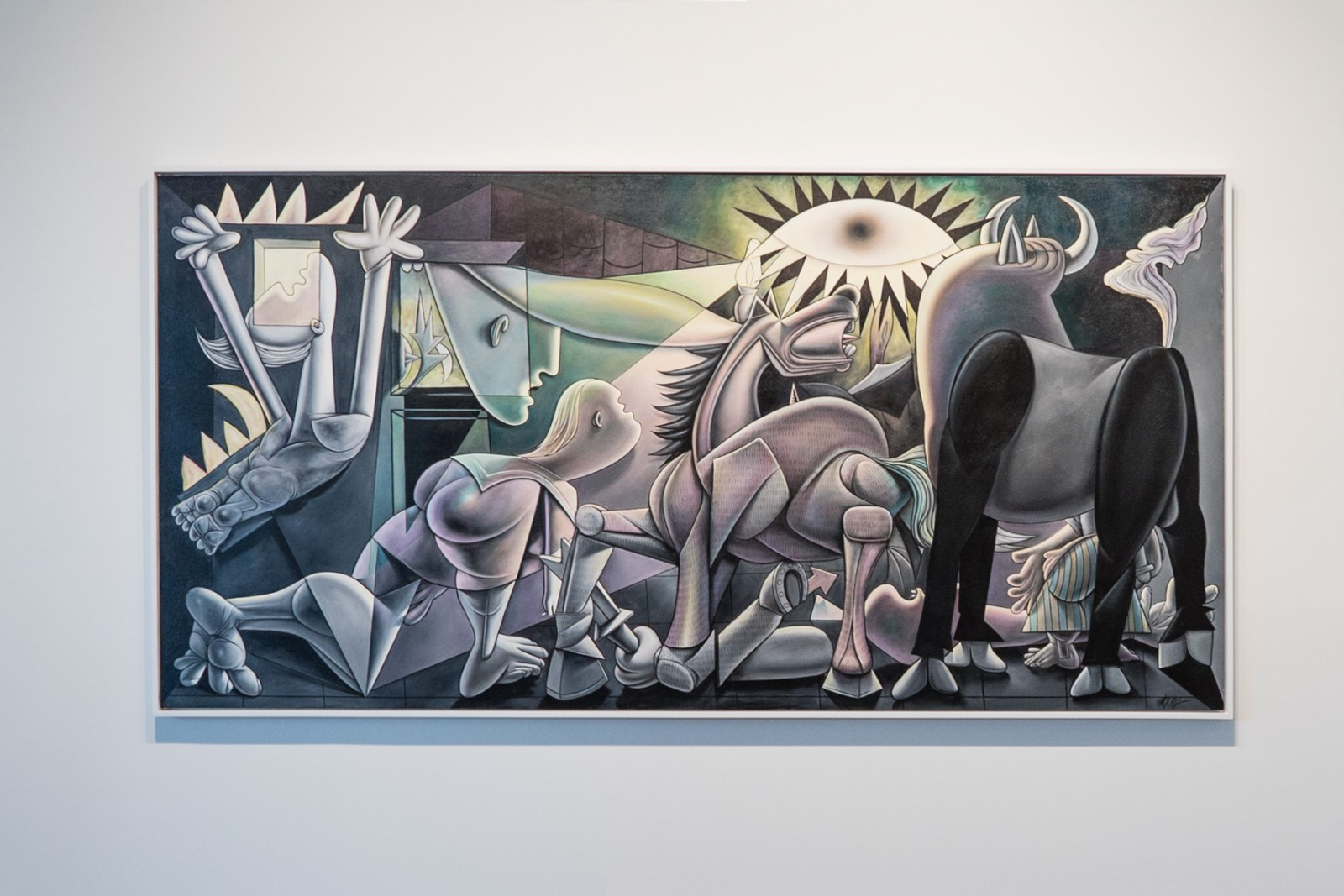 ron-english-on-pablo-picasso-guernica-4
