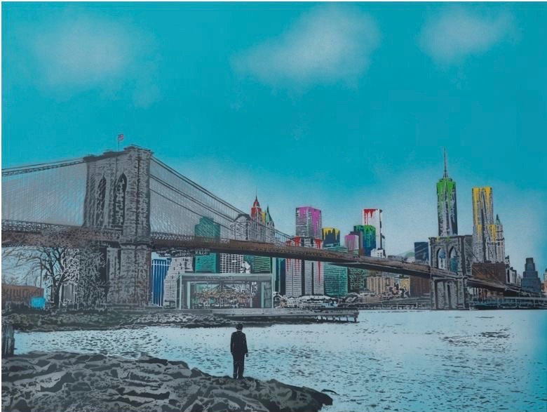 Nick Walker Bridges TMA Brooklyn AM  - 6