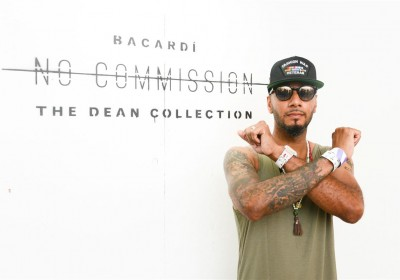 Swizz Beatz at No Commission Bronx, NY (Custom)