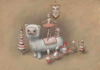 """13637224c Upcoming  Mark Ryden x American Ballet Theatre – """"Whipped Cream"""""""
