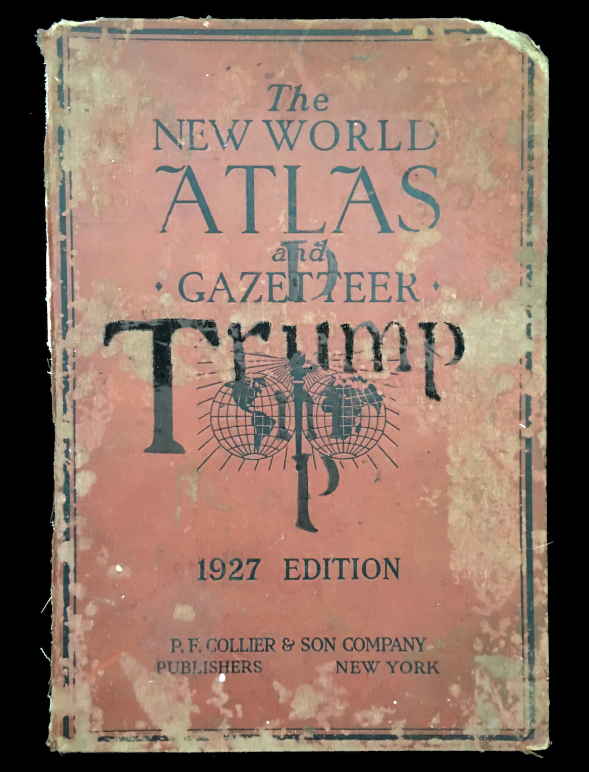 DumpTrump1927 - John Fekner