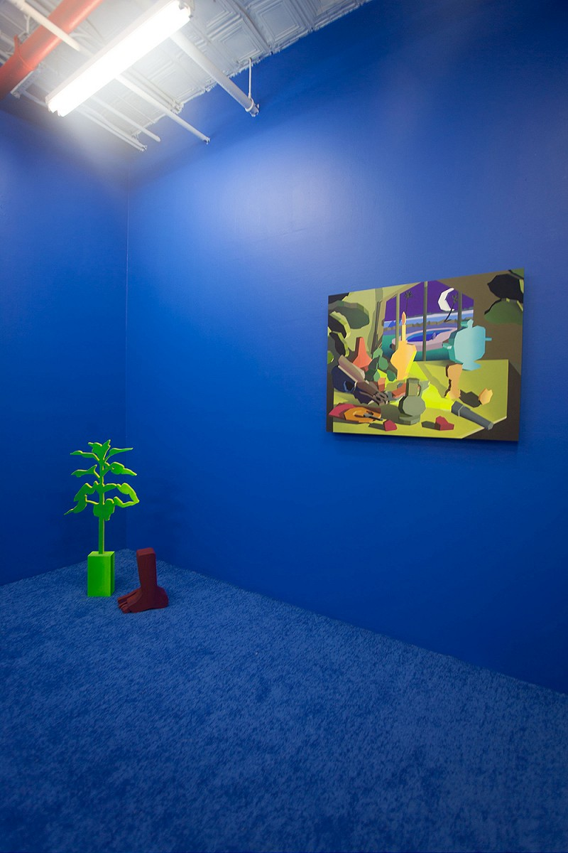 House Work by Jonathan Chapline Install View 4