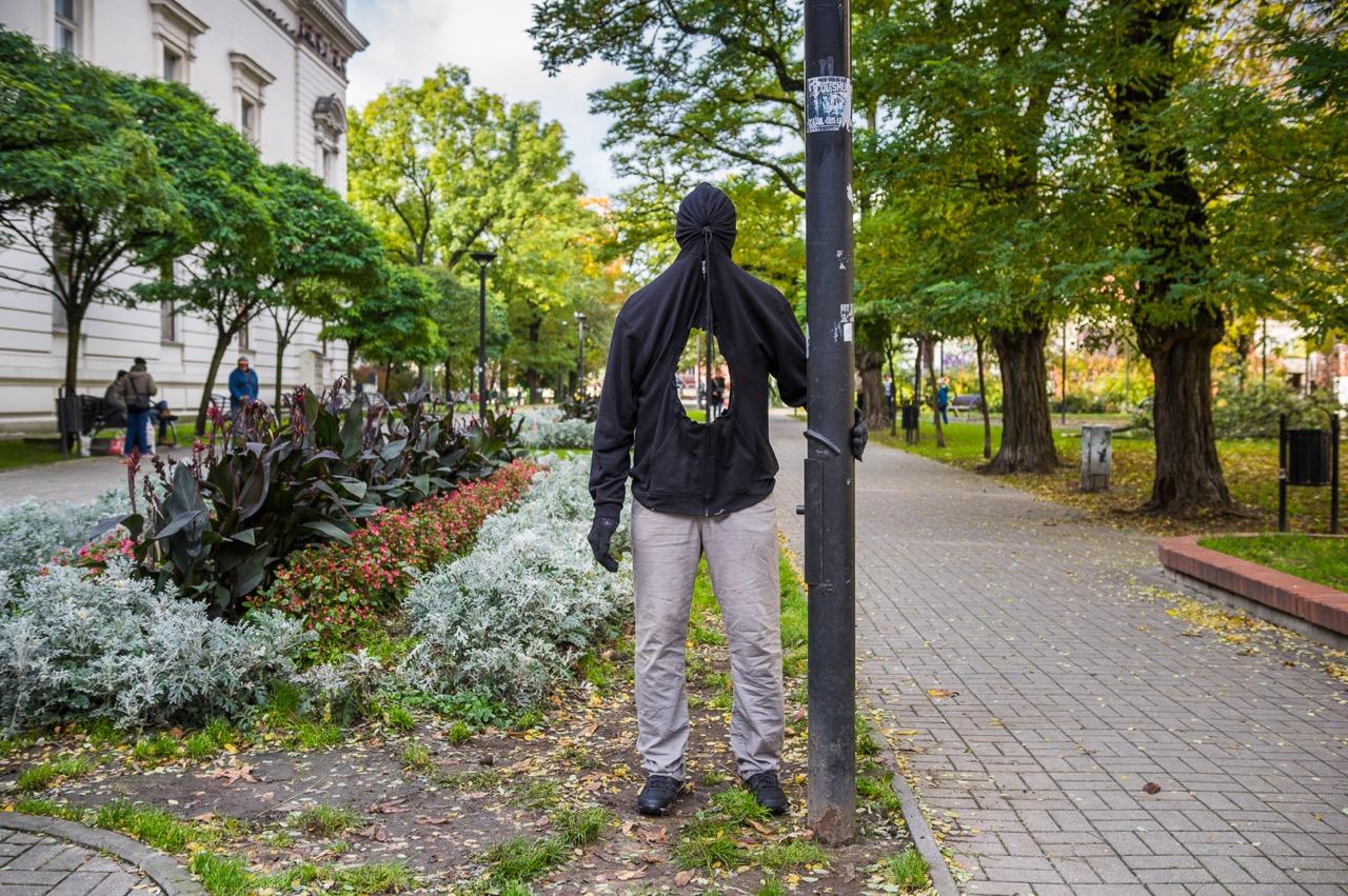 Mark Jenkins - Backstretcher photo Rafaà Tomczyk 2