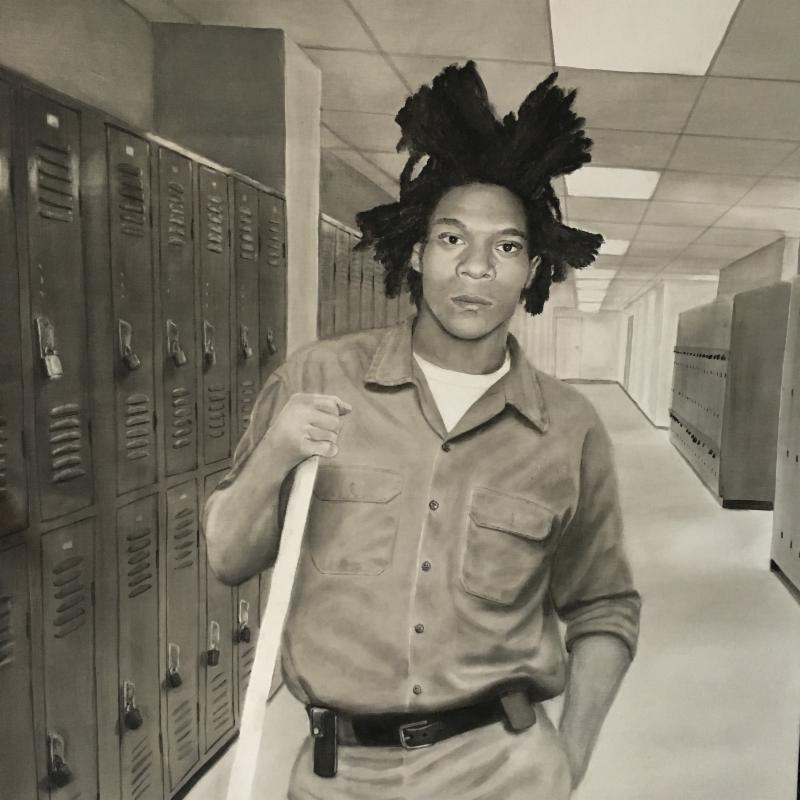 2017 LYLE Basquiat copy