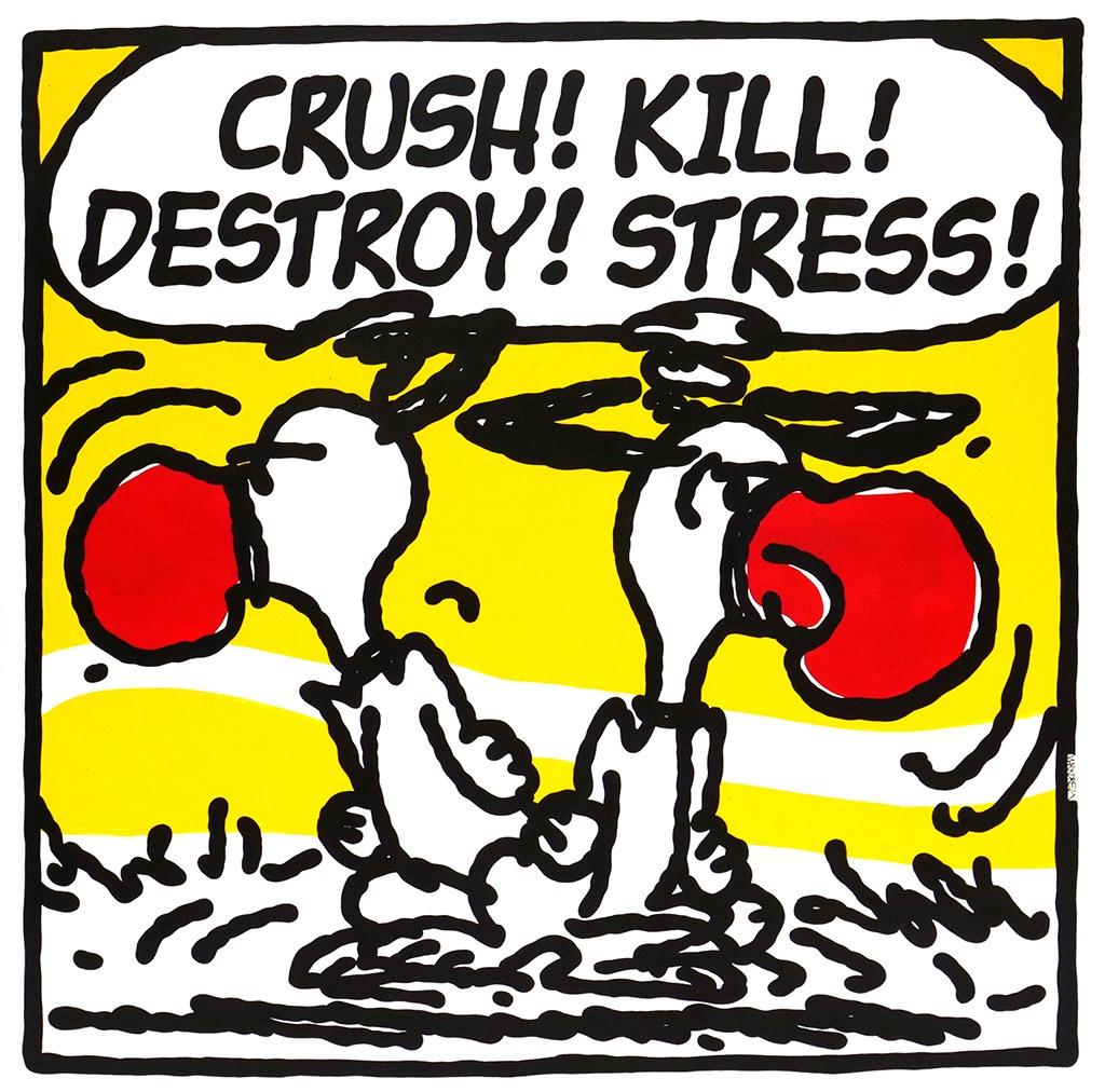 Mark-Drew-Stress-Organized-Konfusion