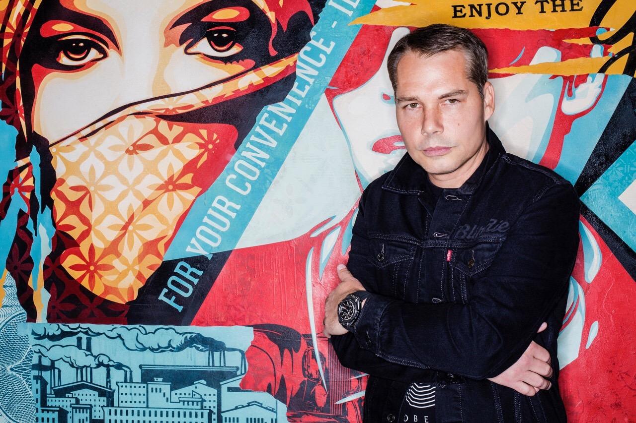 Interviews: Shepard Fairey x Hublot Timepiece « Arrested ...  Interviews: She...