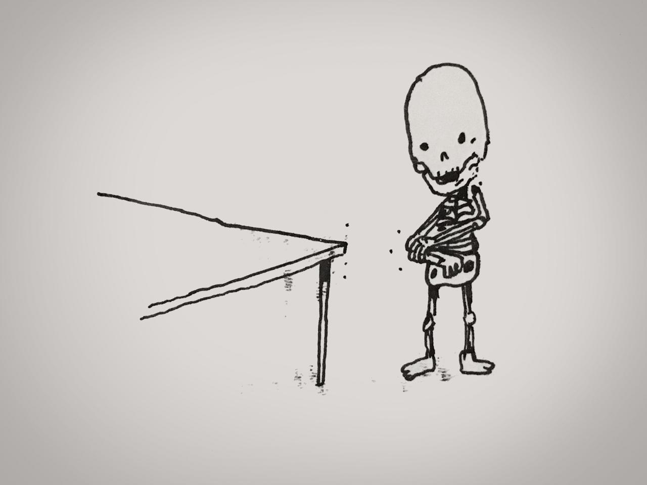 17 Skeleton