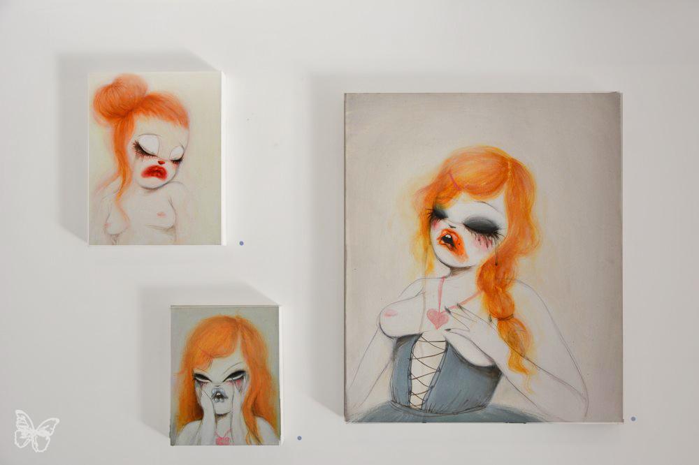 Miss Van portrait 01