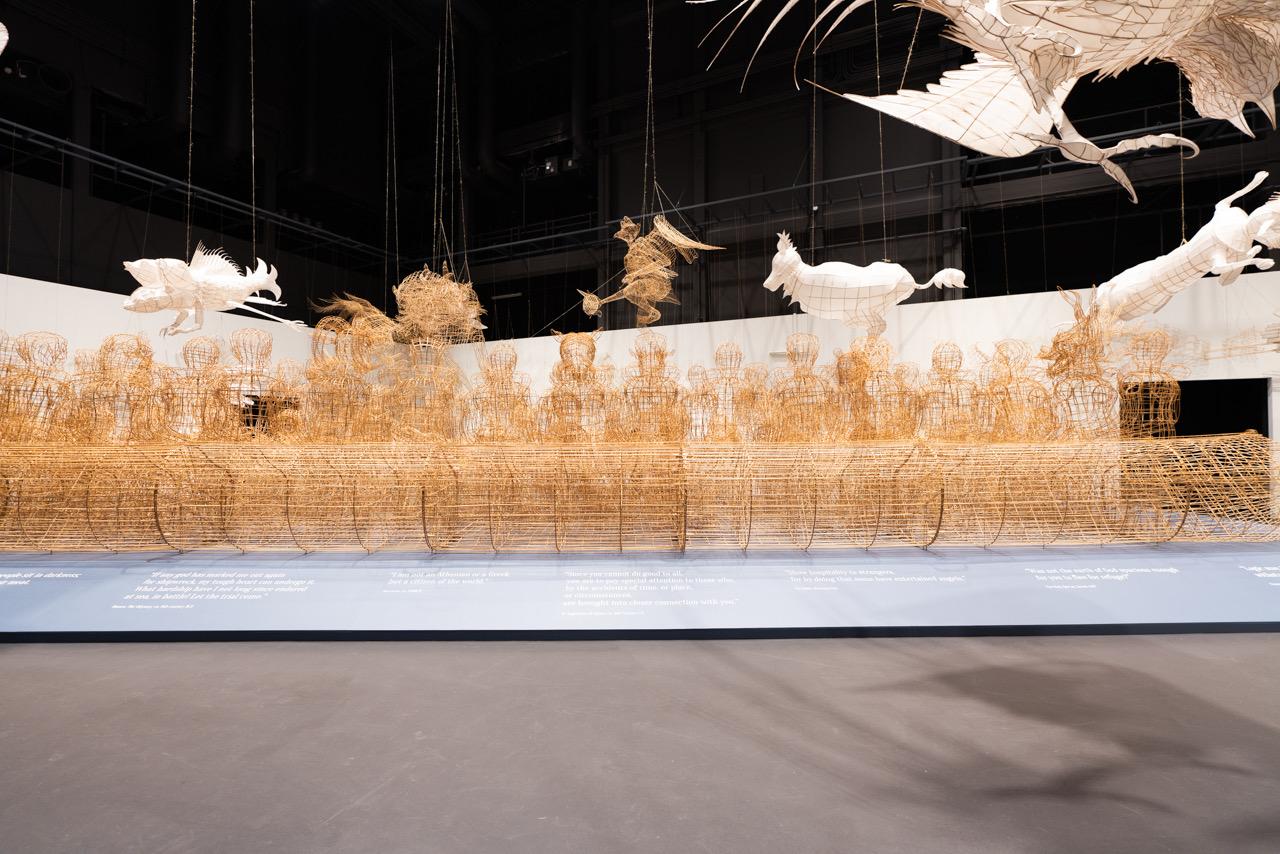 "Ai Weiwei – ""Life Cycle"" @ Marciano Art Foundation"
