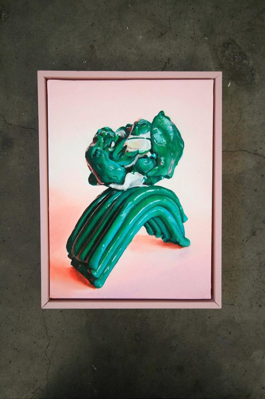 Aldo Sergio natura morta - still life III, 50x60cm, olio su lino, 2016 (1)