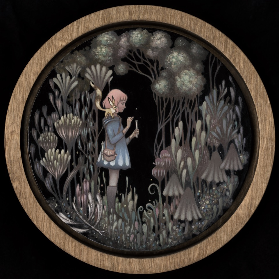 Amy Sol - Field Work