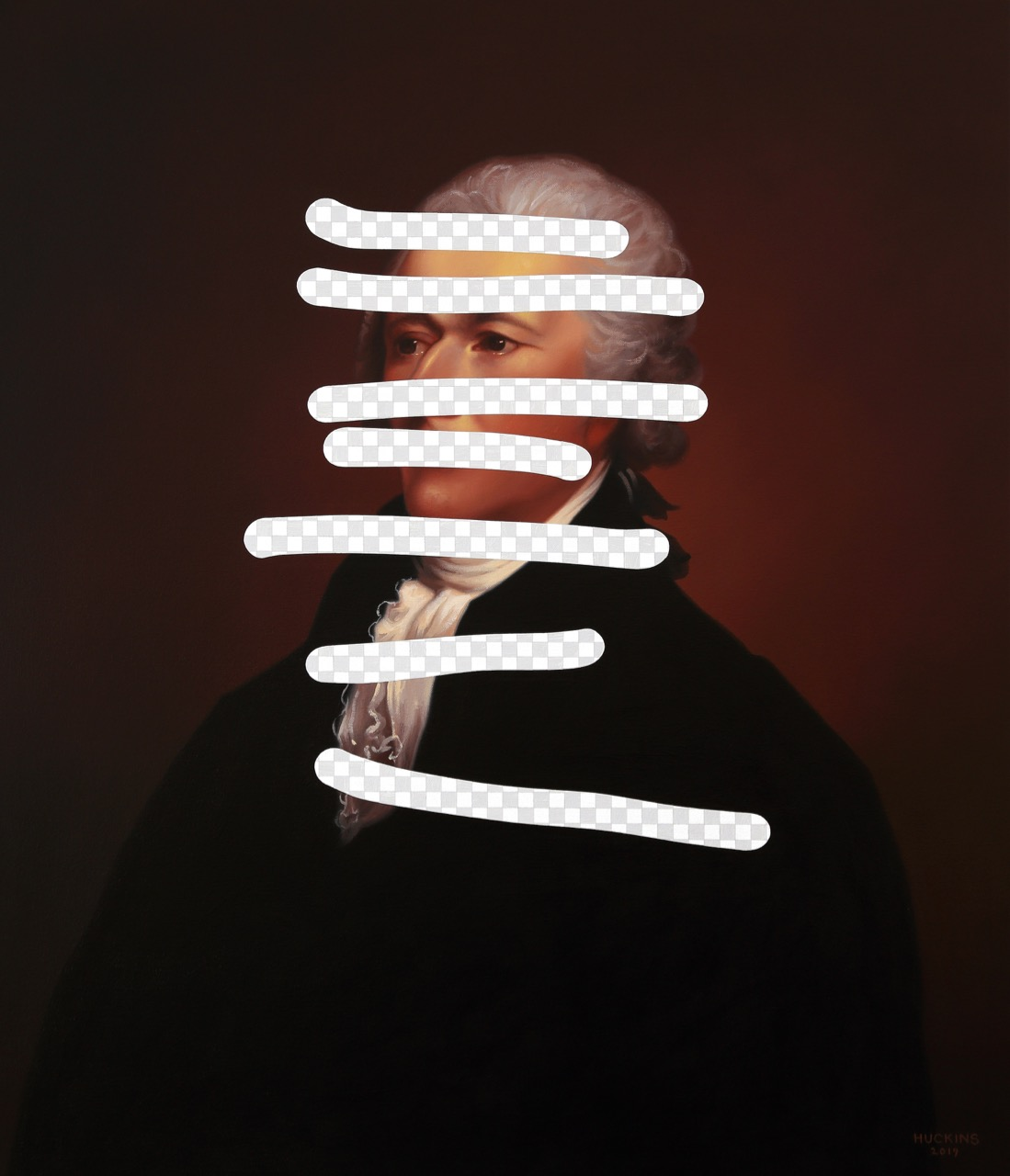 23_Redact (Alexander Hamilton, White House Art Collection Erasure No. 30) (1)