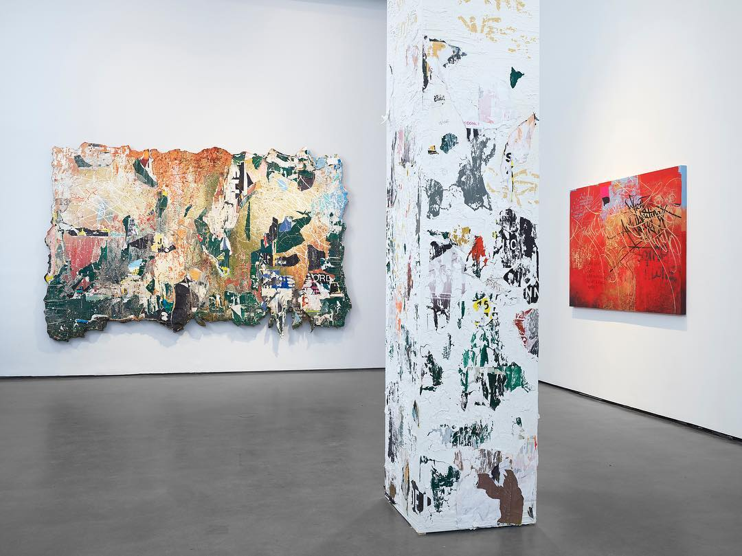 """Showing: Jose Parla – """"Anonymous Vernacular"""" @ Bryce Wolkowitz"""