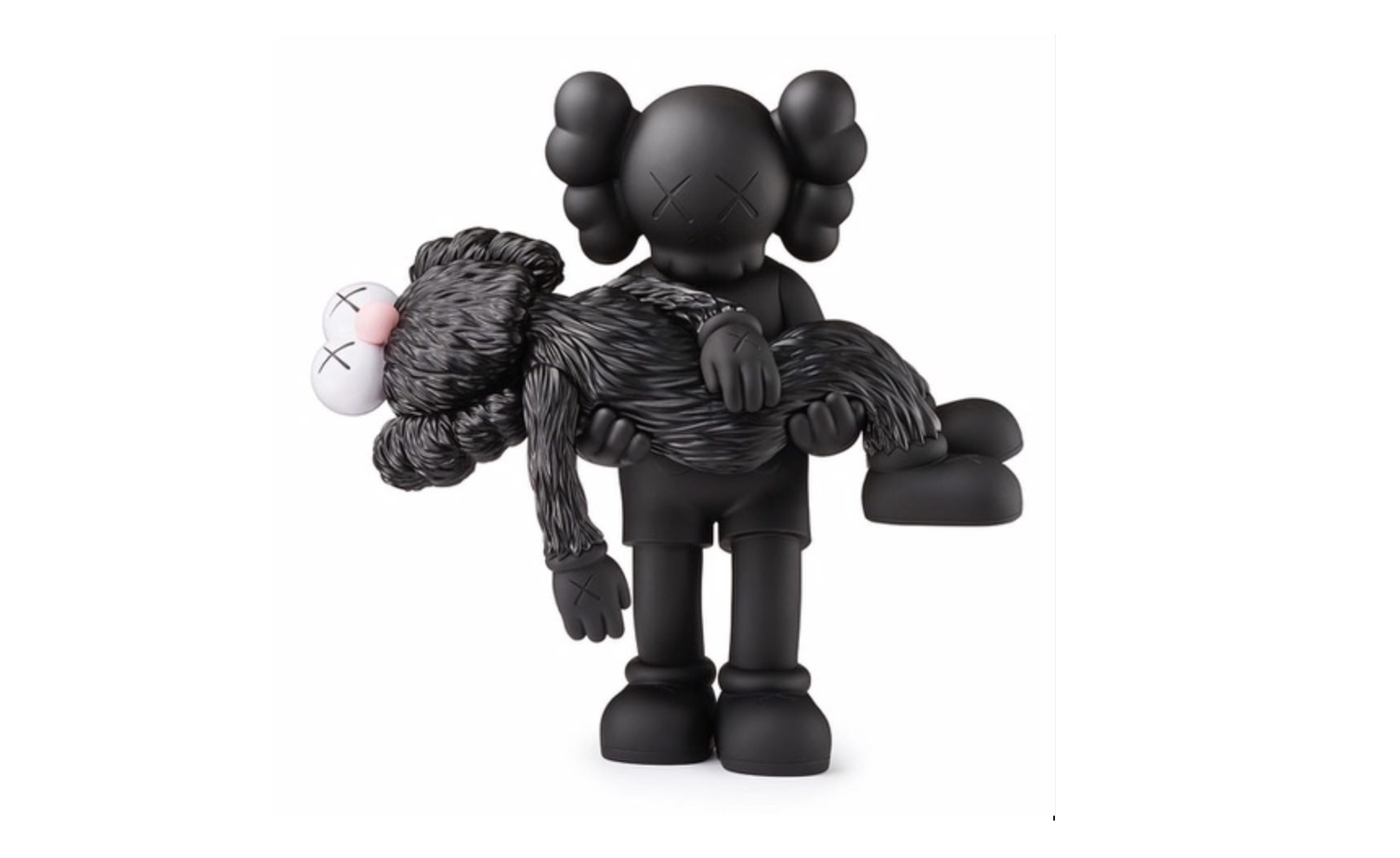 """Releases: KAWS – """"GONE"""" Figures"""