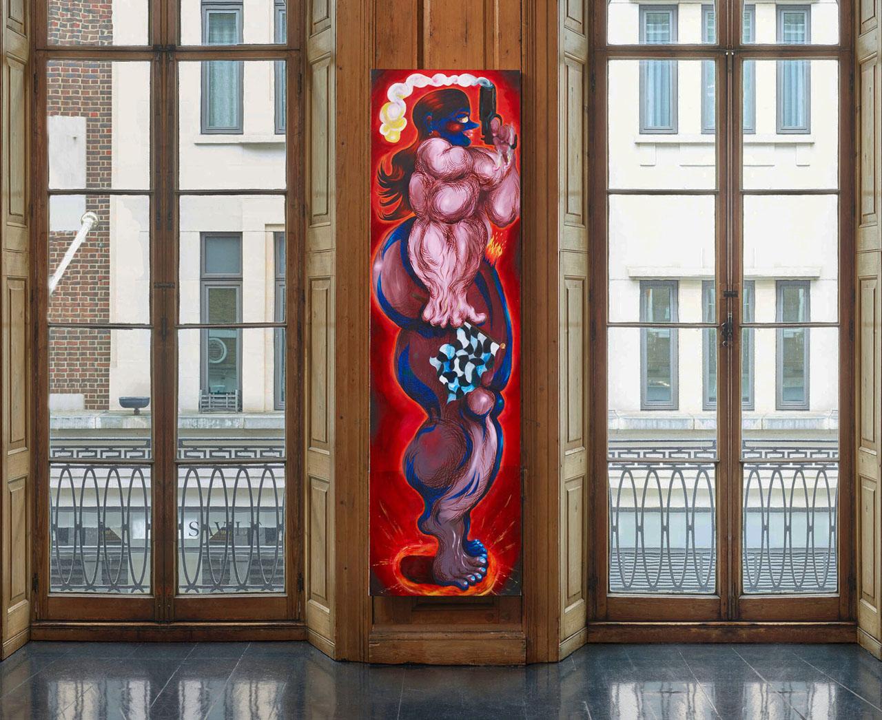 19 Curtains Open, Spotlight the Gentlewomen detail 2